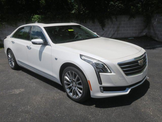 2018 Cadillac Ct6 Sedan Premium Luxury Awd Huntington Wv